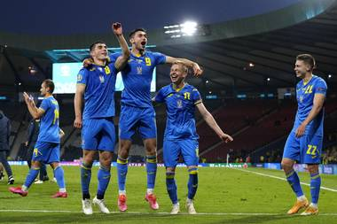 Ukraine and Sweden on Euro 2020 Promise a Fiery Football Action on Tuesday