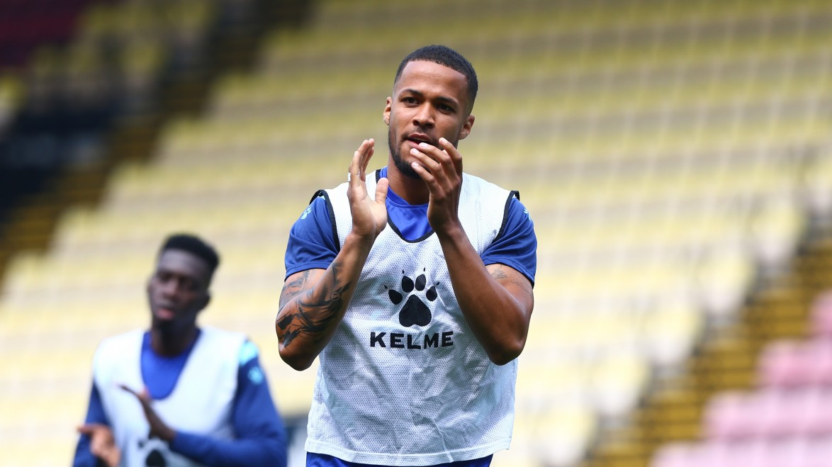 Troost-Ekong happy to be back in action for Watford