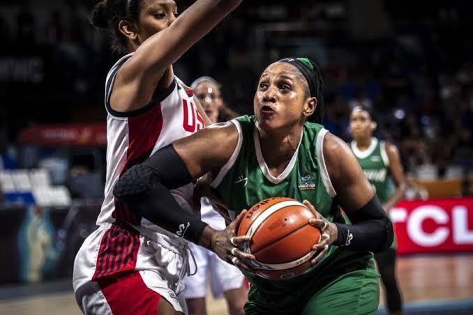 USA beat Nigeria's D'Tigress in test game ahead Tokyo 2020