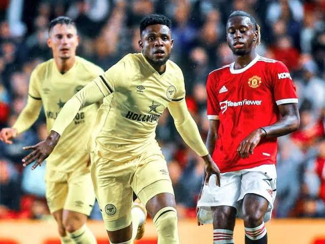 Onyeka debuts for Brentford against Manchester United