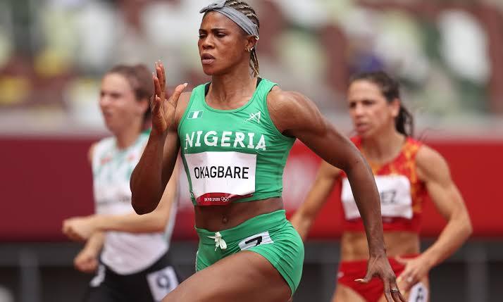 Tokyo Olympics: Okagbare, Nwokocha book 100m Semi Final spots in Tokyo
