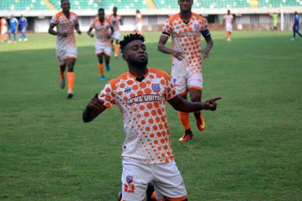 How Charles Atshimene's late penalty earn Akwa United massive win over Enyimba