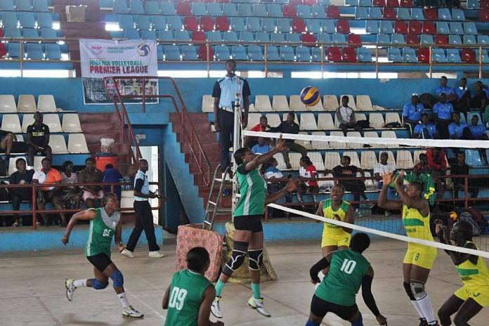 2021 Volleyball League: Kano Pillars, NSCDC top table