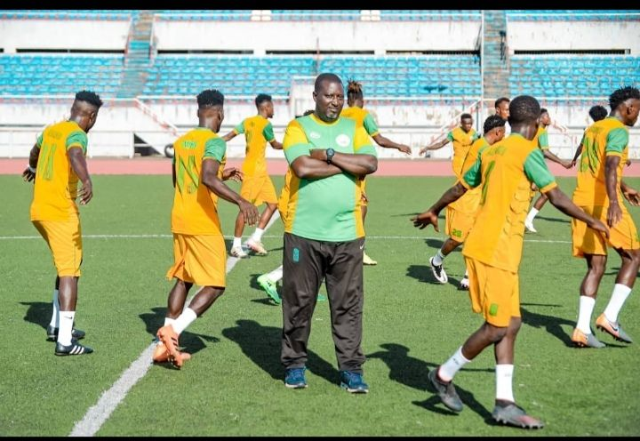 Busari plots new heights for Gateway ahead Federation cup quarter final