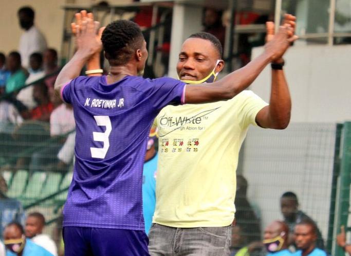 MFM FC Coach Gabriel lauds players after victory vs Plateau United