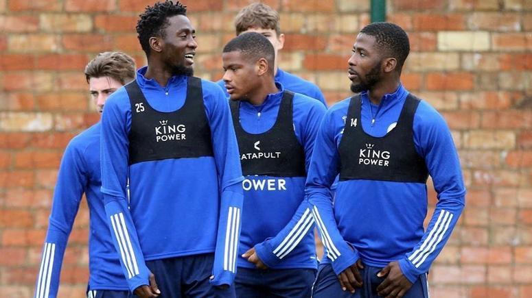 Ndidi, Iheanacho resume pre-season training with Leicester