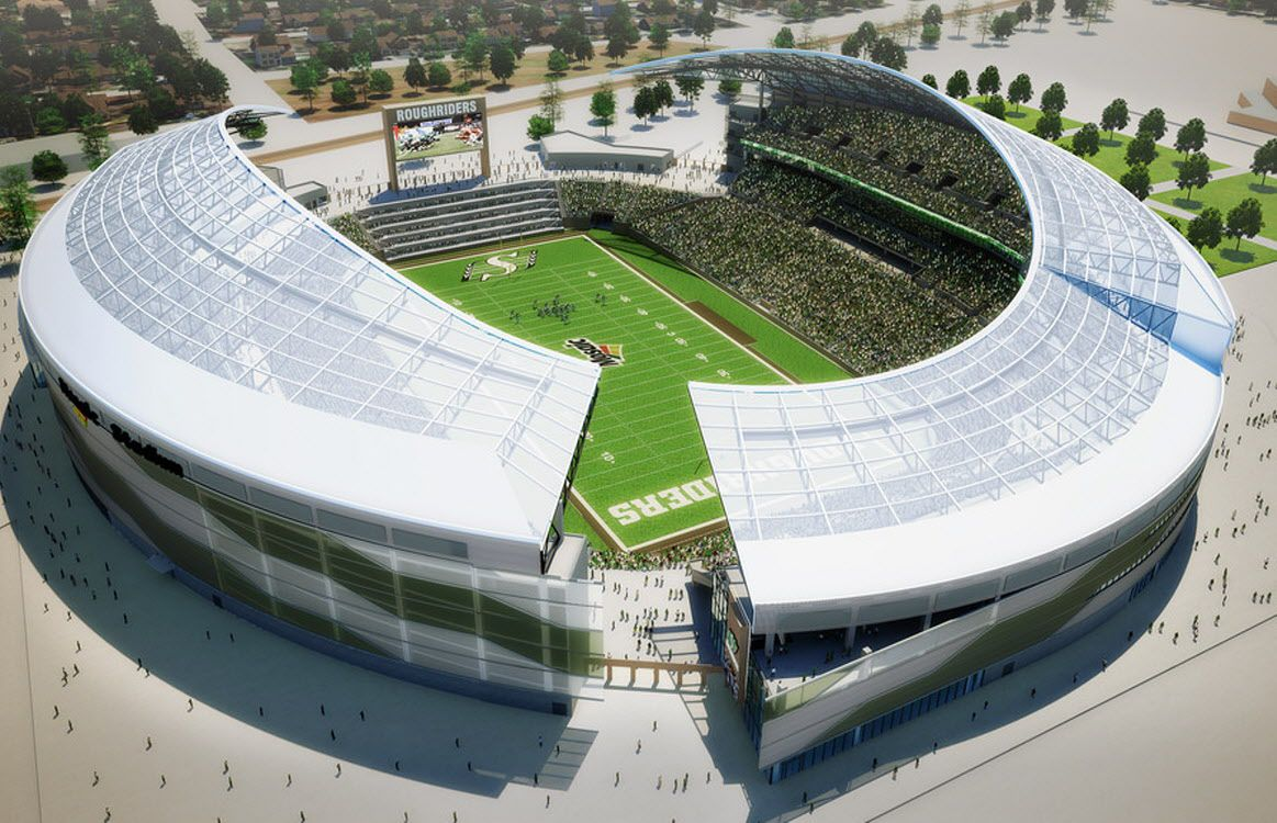 Canadian Stadiums Built With Public Funds
