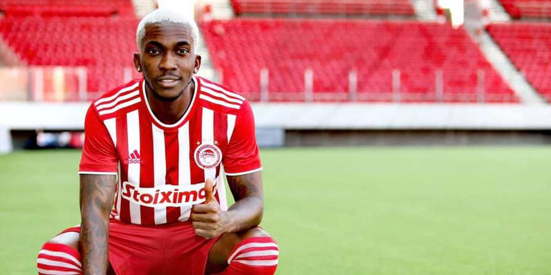 Henry Onyekuru completes Olympiakos move