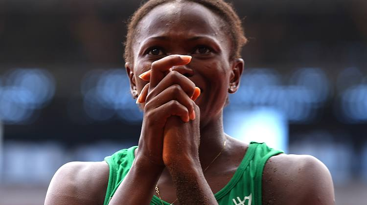 Ese Brume's coach Kayode Yahaya glad to see her hardwork pay off