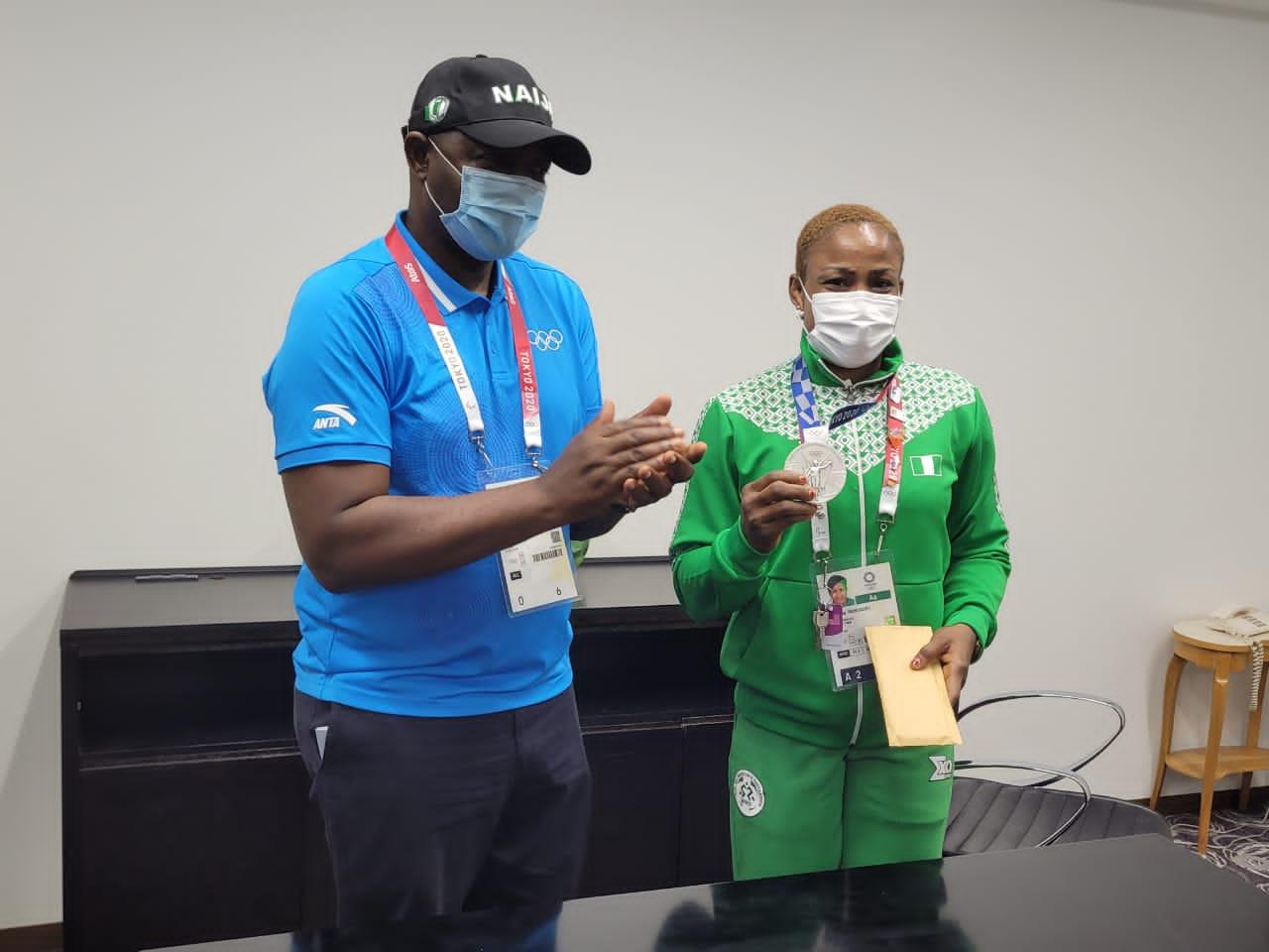 Tokyo Olympics: Dollar rain for Oborududu, Brume