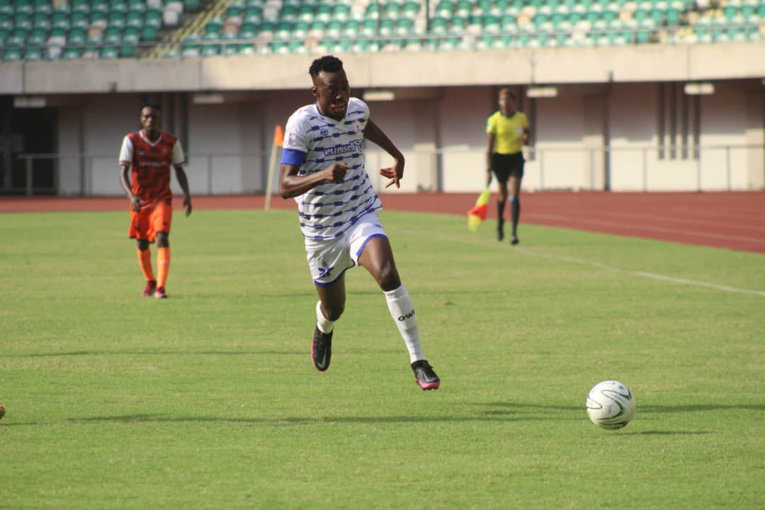 My journey with Rivers United has been amazing – Adetunji