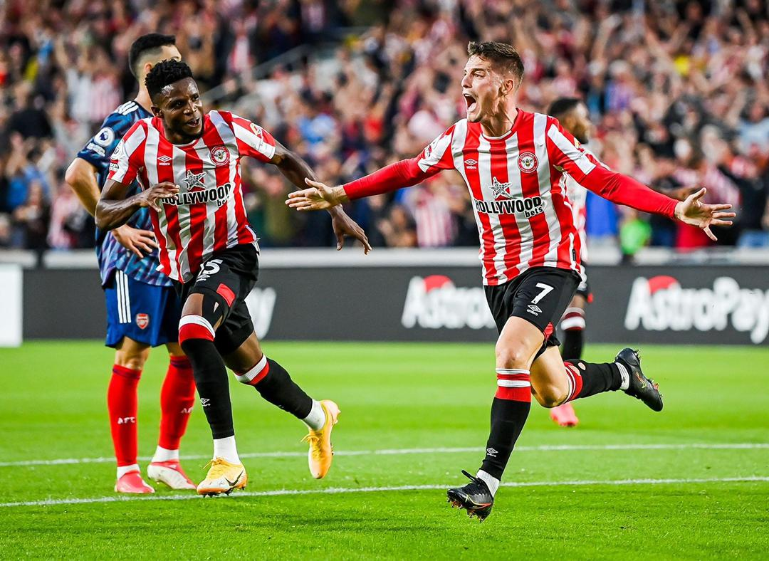 Brentford Boss hails Onyeka after Crystal Palace masterclass