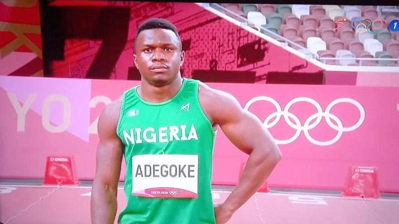 Enoch Adekoge happy to make history in Tokyo