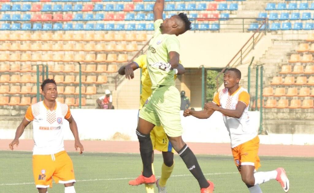 Akwa United goalkeeper Adewale eyes National team call up