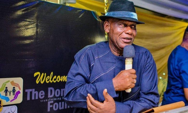 Former NFF President, Oneya, to be buried September 10