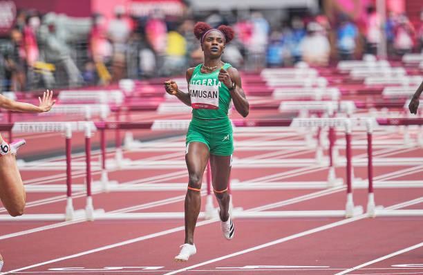 Tokyo Olympics: Amusan wins women's 100m hurdles semifinals, qualifies for final