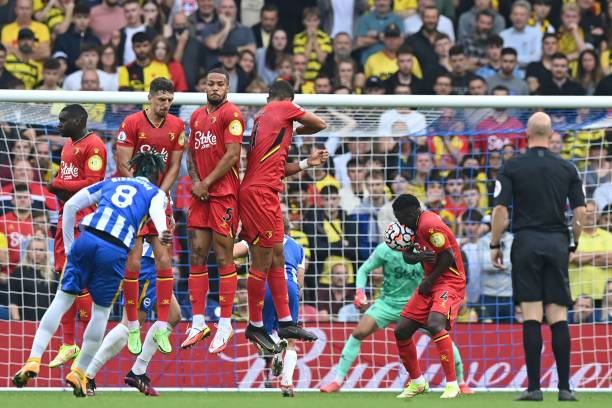 How Ekong's blunder cost Watford against Brighton at the Amex