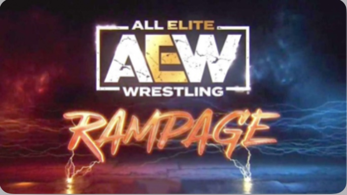 TNT to bring down the house with brand-new AEW Rampage
