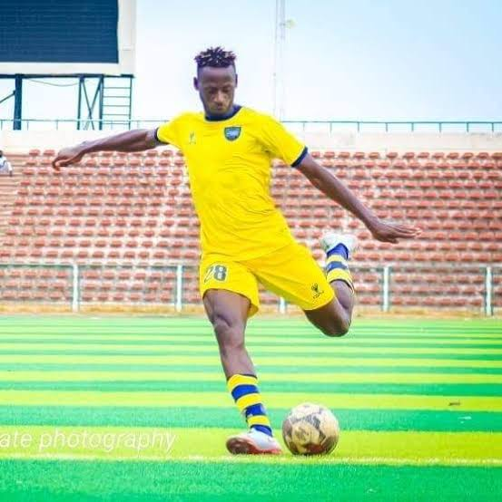 We want to emulate Enyimba by winning the Champions league – Daniel Barnabas