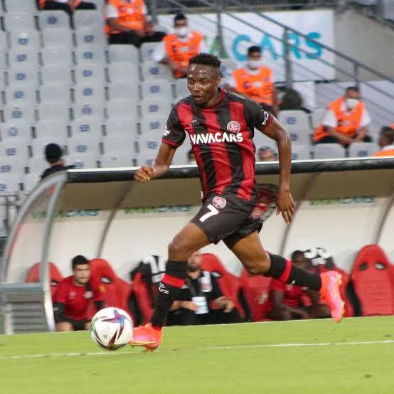 Musa guides Fatih Karagumruk to 3rd position on Turkish Super Lig table