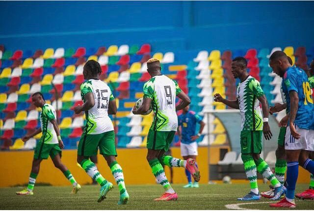 Eagles came from behind to beat hosts Cape Verde 2-1 on home turf