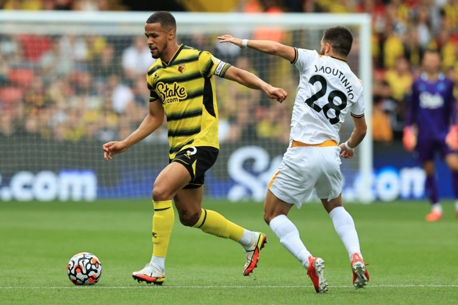 It's an honor to captain Watford – Troost-Ekong
