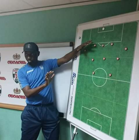 Dombraye ready to embrace pressure and expectation attached with Lobi job
