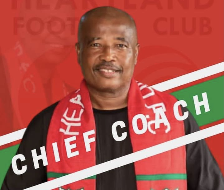 Heartland FC appoints Hassan Abdallah as new coach