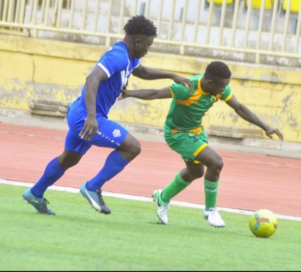 Enugu Rangers snap up exciting attacker Ikechukwu Julius