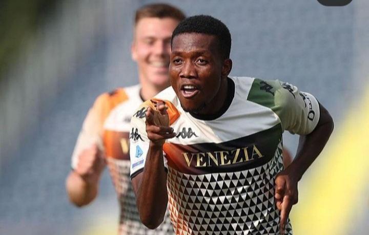 David Okereke unsure over his future at Club Brugge