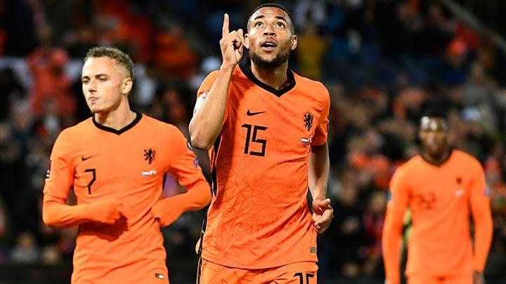 Nigeria was only an option, says Netherlands forward Danjuma